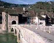 Ponte di St-Ursanne