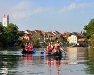 Boat rental: day trip Aare