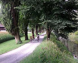 Ciclabile del Reno, da Coira a Strasburgo