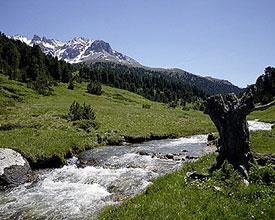 Col de l'Oberalp à Bâle – 385 Km en 6 jours