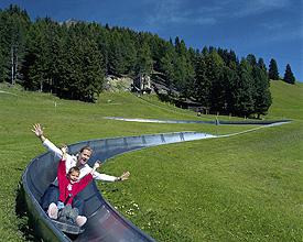Plus longue luge d'été suisse