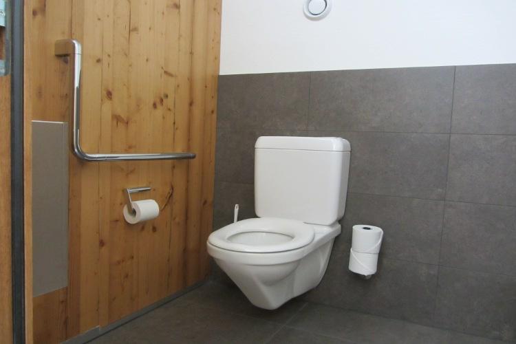 WC Restaurant Golf Stubli