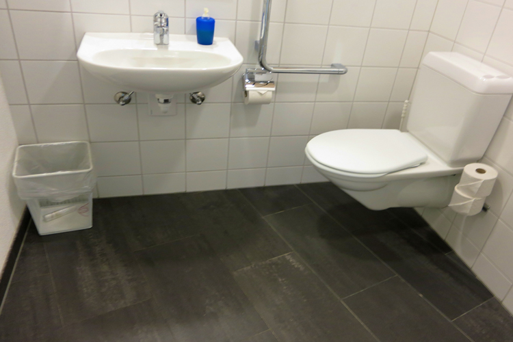 WC Seecafé / Hotel Seebüel