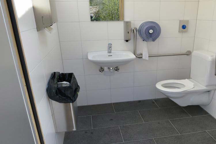 Öffentliches WC Hurden