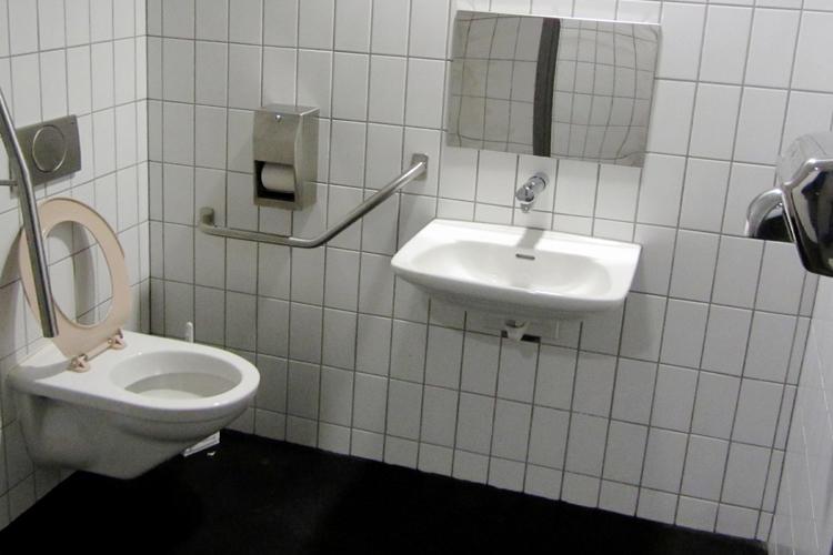 WC Bahnhof