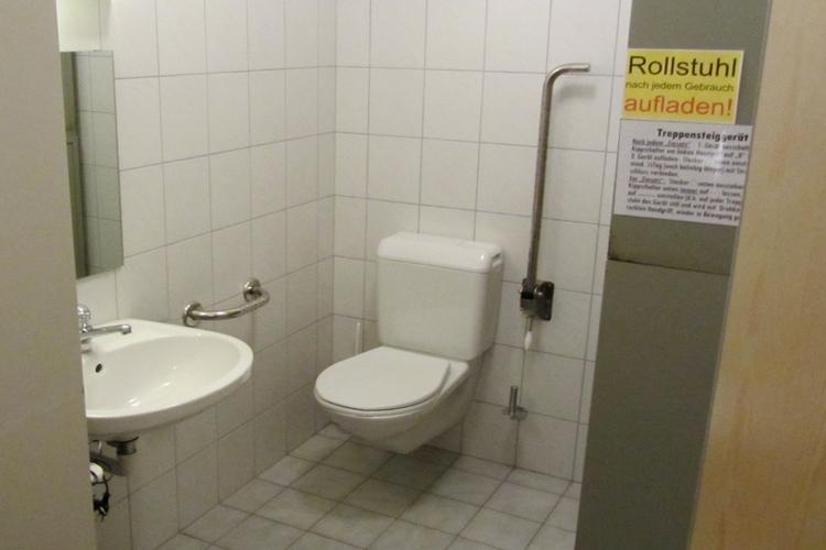 WC Seemuseum Kreuzlingen