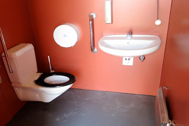 WC Jona Yachthafen Stampf