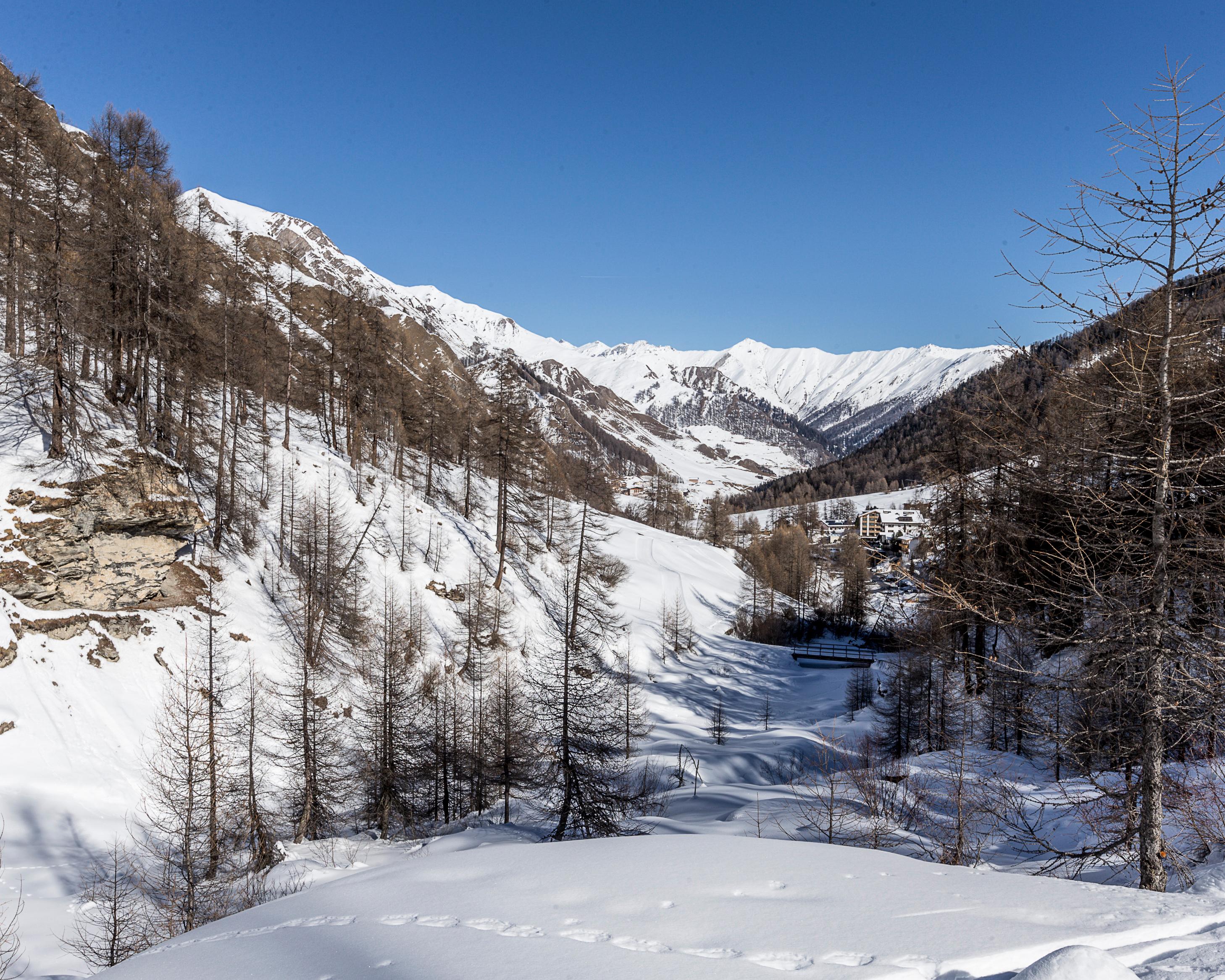 Samnaun-Schlittelweg | Switzerland Tourism