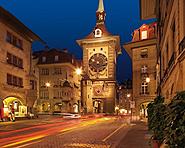 Zytglogge (Zeitglocken Turm) Bern