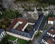 Abtei Saint-Maurice