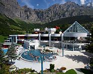 Europas grösstes Alpin Thermalbad