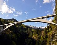 Pont de Salginatobel, Prättigau