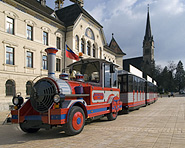 Citytrain a Vaduz
