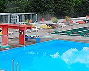 Frei- und Hallenbad Bruggwiesen Glattbrugg