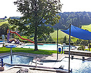 Outdoor swimming pool Sonnenberg Herisau