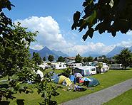 TCS Camping Buochs Vierwaldstättersee