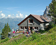 Doldenhornhütte SAC