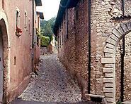 Via storica sul Monte San Giorgio
