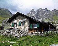 Fergenhütte SAC (unbewartet)