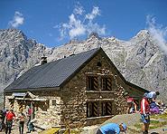 Kröntenhütte SAC