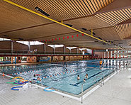 Indoor swimming pool de l'Ancien Stand Sion
