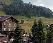 Hotel-Restaurant Rhätia