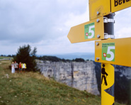 5 Jura Höhenweg: Waadtländer Jura