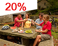 Bike and grotto in Leventina – lower price by PT