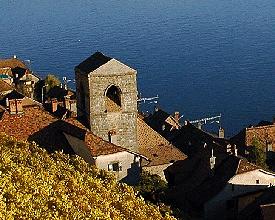 Kirche von Saint-Saphorin