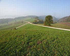 Im Jura zwischen Aare und Rhein