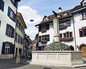 La vieille ville de Bâle