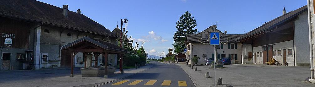 Chavannes-de-Bogis Switzerland  city photo : ... chavannes de bogis alpenpanorama weg etappe 29 nyon chavannes de bogis