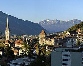 Chur - die Alpenstadt
