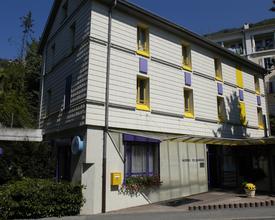 Auberge de Jeunesse Montreux-Territet