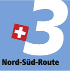 Route Nord-Sud