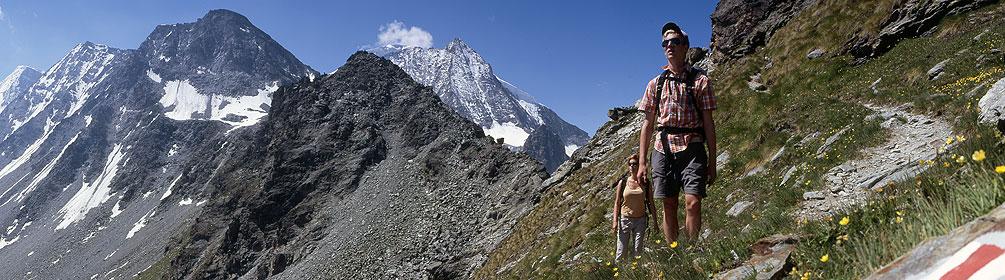 6 Chemin des cols alpins