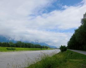 Bendern-Schaan-Weg