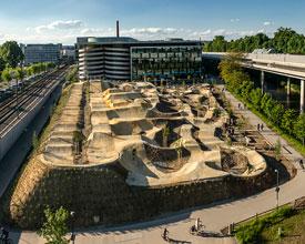 Bikepark Allmend Zürich